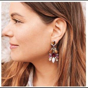 Bouquet Statement Earrings by Chloe + Isabel